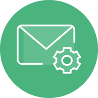 personalized digital envelope