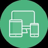 web mobile tablet support